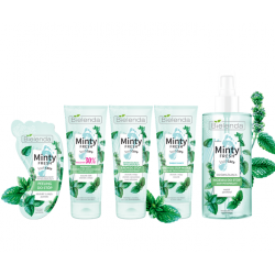 MINTY FRESH FOOT CARE